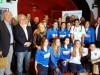 Calcio Femminile, le ragazze del Carpisa Napoli Yamamay vincono il derby con la Domina
