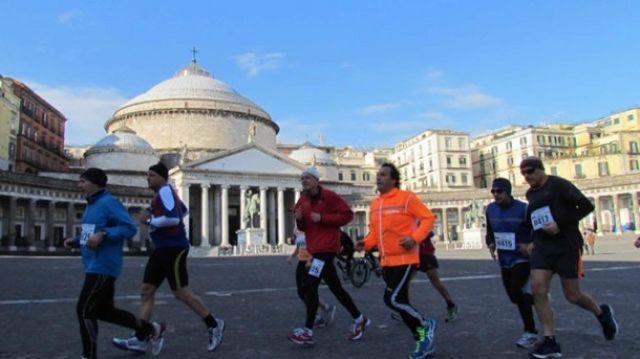 atleti da tutto il mondo per la Mezza Maratona di Napoli