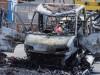 Roma. Camper avvolto dalle fiamme, perdono la vita tre sorelle