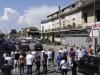 Agguato mortale ad Afragola, in provincia di Napoli, uomo ucciso davanti a moglie e figlio