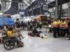 Stazione Francia Barcellona: treno urta banchina causando oltre 40 feriti