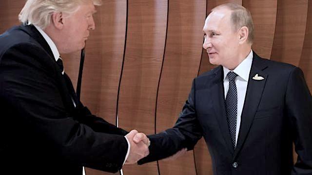 g-20 -incontro Trump Putin