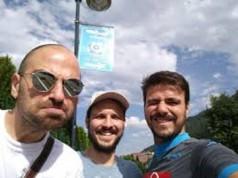 Tre scienziati napoletani del Cern Ginevra, a Dimaro