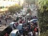 Napoli- violento scontro extracomunitari e militari operazione strade sicure