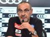 """Maurizio Sarri in conferenza stampa: """"Dobbiamo avere in testa solo il passaggio del turno"""""""