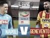 Goleada Napoli Benevento 6-0