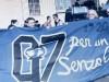 Movimenti antagonisti al g7 Striscione di protesta