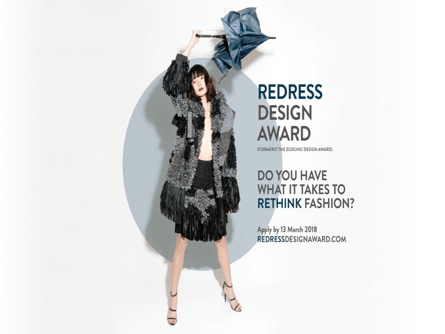 uk availability 8adfb ae07e Redress Design Award, evento internazionale di moda sostenibile