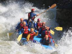 Il rafting nella regione Campania, sport praticato nella Valle del Sele-3