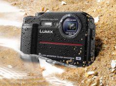 Panasonic Lumix FT7 presentata la nuova fotocamera compatta e resistente per l'avventura