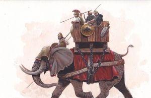 La Battaglia di Canne, fine della battaglia, terza ed ultima parte