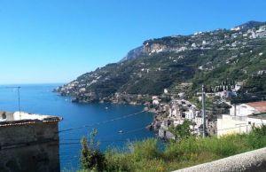 Il sentiero dei limoni al tramonto, escursione guidata nella Costiera Amalfitana