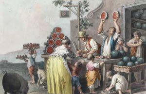 Lo Street Food, una pratica, già esistente a Napoli, fin dall'Ottocento