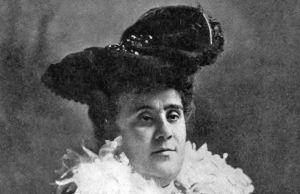Matilde Serao, prima donna in Italia, fondatrice e direttrice di un giornale