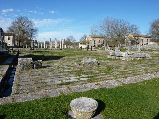 Sepino, l'antica città romana situata ai piedi del Matese