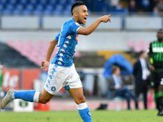 Il Napoli ritrova il successo in campionato, gli azzurri battono il Sassuolo per 2-0
