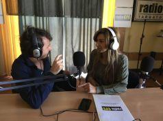 Napoli fashion on the road incontro a Radio Crc con Mariangela Chianese-1