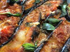 Le melanzane a barchetta, una ricetta originale esclusiva delle nonne napoletane-1