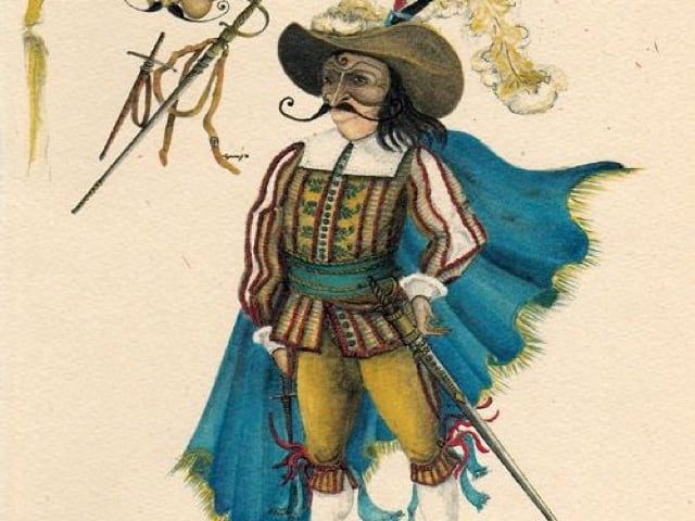 Pulcinella, la celebre maschera napoletana ha origine a Capua, in provincia di Caserta-1