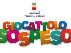 Napoli, torna il giocattolo sospeso per i bambini bisognosi, evento giunto alla sua terza edizione-1