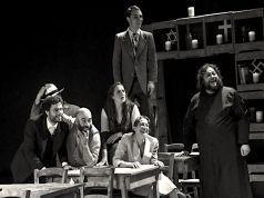 AdEst: La trilogia della guerra.Il progetto teatrale di Massimiliano Rossi a Napoli
