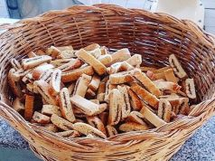 Morzelletti cilentani, biscotti dolci, ottimi da degustare a tutte le ore-1