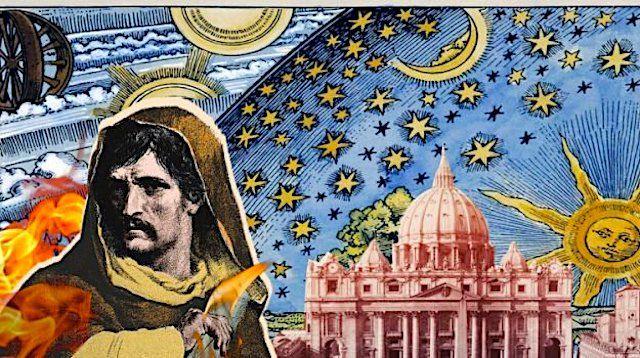Bruno Giordano filosofo napoletano anniversario della sua morte 1660 -2019