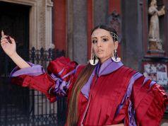 Napoli fashion on the road -Tappa n.16