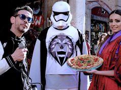intervista al rapper napoletano Marco LMD - Inno alla pizza