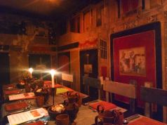 Ristorante Caupona, cena spettacolo tra misticismo e letteratura-1