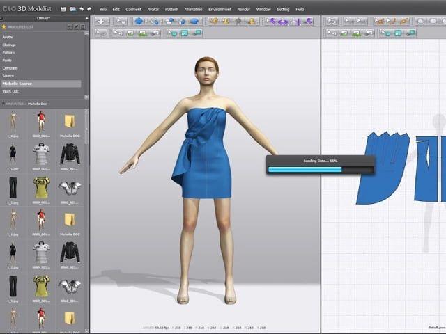 Il modellista CAD, figura essenziale nel mondo della moda, specie in Campania-1