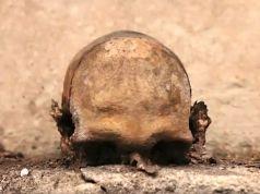 Napoli Il teschio con le orecchie, leggenda che si collega al culto delle anime pezzentelle-1