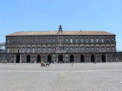 Da stasera Cinema all'aperto nel Giardino di Palazzo Reale a Napoli-1