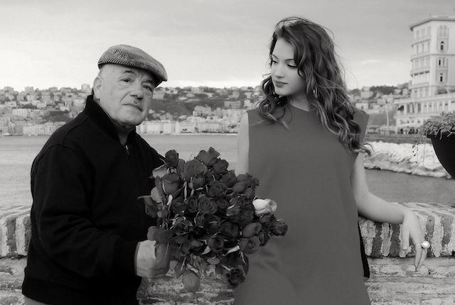 Il tempo dell'amore - Ph by iPhotox - Mariano Luchini - poesia di Vincent Spina