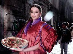 Presentazione di Napoli fashion on the road all'A&M Bookstore in Via Duomo-1