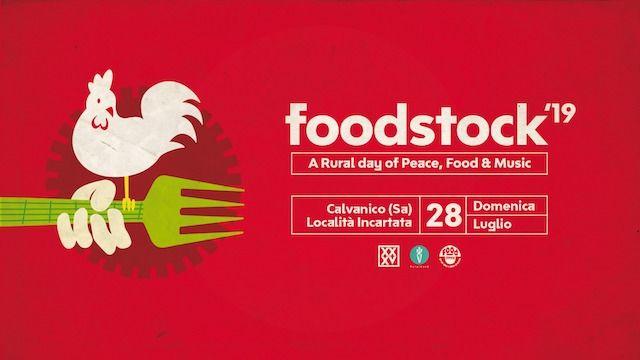 Woodstock: I festeggiamenti per il 50' anniversario in Italia si chiamano Foodstock