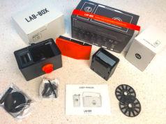 Lab Box. Tutti i fan della pellicola da oggi, possono sentirsi meno costretti alle loro camere oscure