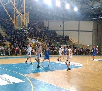 Sport Patti - Cuore Napoli Basket 72 - 78