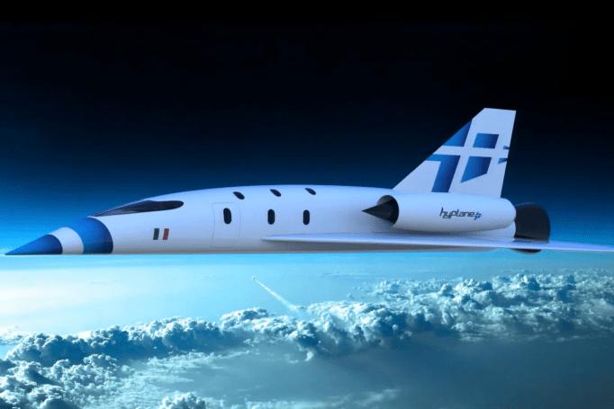 HYPLANE il super aereo made in Naples