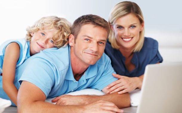 Internet-famiglia-italiana