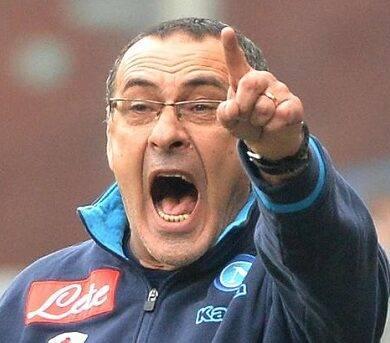 Maurizio Sarri un toscano napoletano