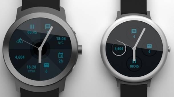 i nuovi google smartwatch 2017