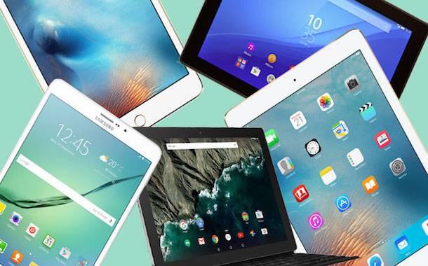 tablet brutte notizie statistiche di vendita in calo 2016