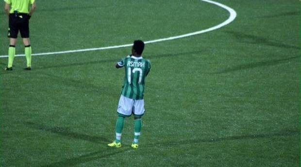 Avellino: il difensore Patrick Asmah indisponibile per un mese