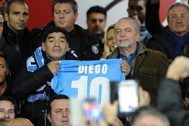 cittadinanza onoraria per Diego Maradona