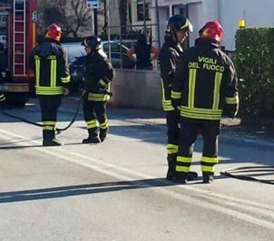 Giugliano, fuga di gas per le vie del centro cittadino