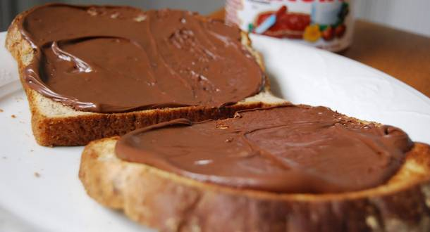 Nutella prodotto dell'anno