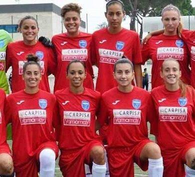 brutto inizio anno per il Napoli calcio femminile