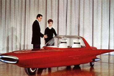 concept car ford gyron