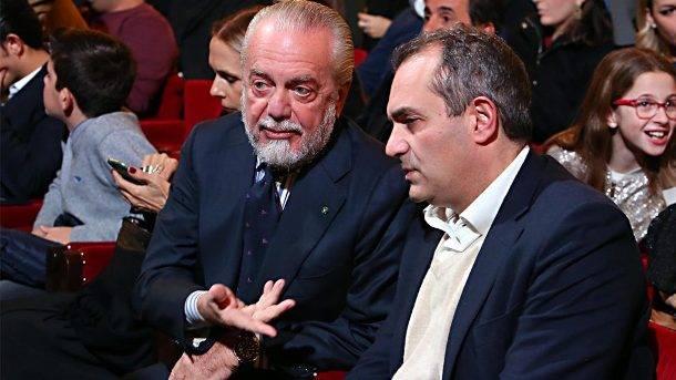 De Laurentiis: Maradona ambasciatore del Napoli nel mondo